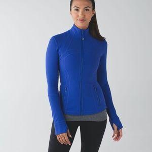 Lululemon Define Jacket Sapphire Blue